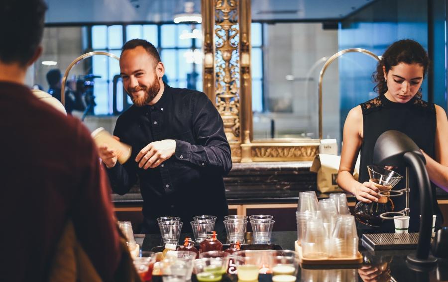 Ti sei mai fidata del tuo bartender difiducia?